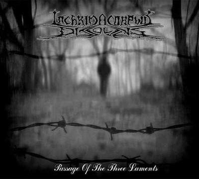 Lachrima Corphus Dissolvens - Passage Of The Three Laments (CD) Digipak