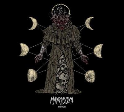Mavradoxa - Nightmarrow (CD) Digisleeve