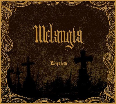 Melangia - Rèquiem (CD) Digipak