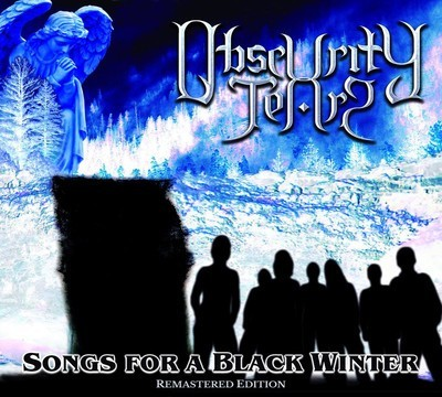 Obscurity Tears - Songs For A Black Winter (CD) Digipak