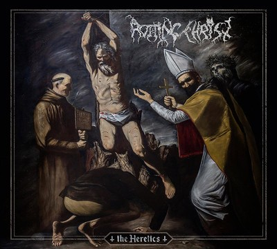 Rotting Christ - The Heretics (CD) Digipak