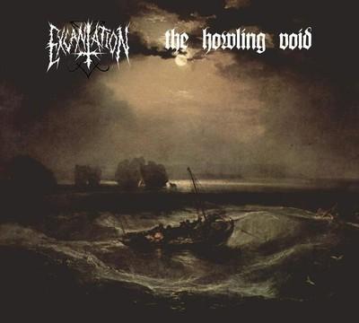 The Howling Void / Excantation - Split (CD) Digipak