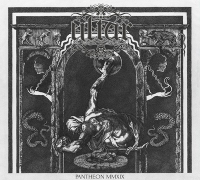 Ultar - Pantheon MMXIX (CD) Digipak