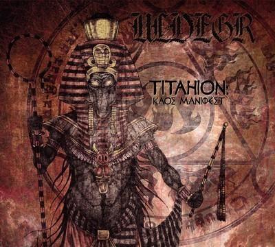 Ulvegr - Titahion - Kaos Manifest (CD) Digipak