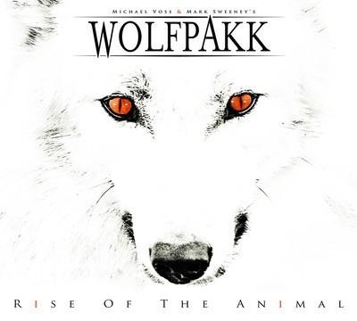Wolfpakk - Rise Of The Animal (CD) Digipak