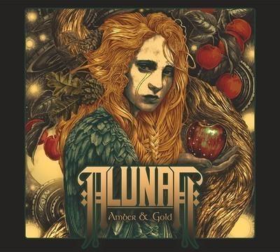 Alunah - Amber & Gold (MCD) Digipak