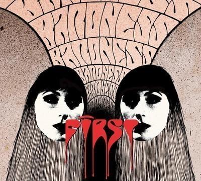 Baroness - First & Second (CD) Digipak