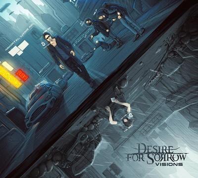 Desire For Sorrow - Visions (CD) Digipak