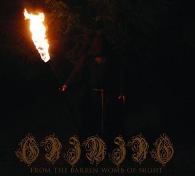 Grimirg - From The Barren Womb Of Night (CD) Digipak