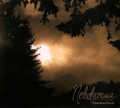 Nebelkorona - Tannenhochforst (CD) Digipak