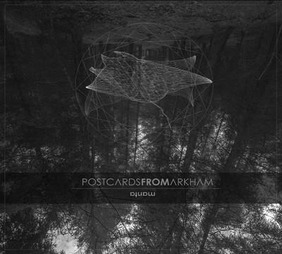 Postcards From Arkham - Manta (CD) Digipak