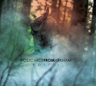 Postcards From Arkham - Spirit (CD) Digipak