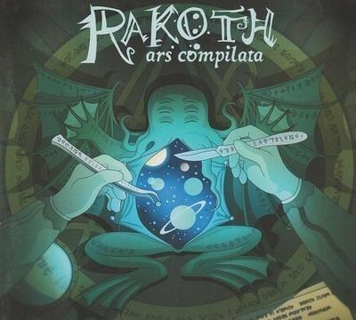 Rakoth - Ars Compilata (CD) Digipak