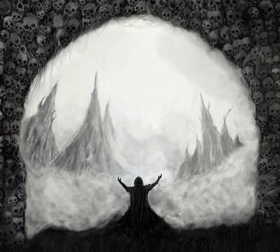 Voluptas - Towards The Great White Nothing (CD) Digipak