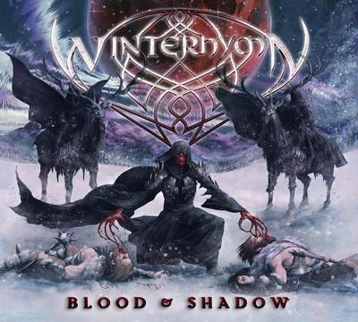 Winterhymn - Blood & Shadow (CD) Digisleeve