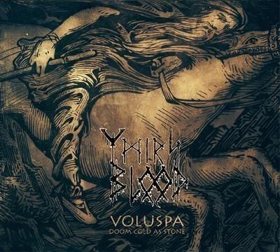 Ymir's Blood - Voluspa: Doom Cold As Stone (MCD) Digipak