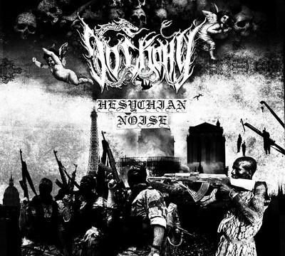 Do Skonu (До Скону) - Hesychian Noise (CD) Digipak