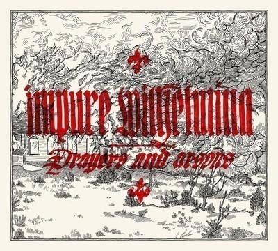 Impure Wilhelmina - Prayers And Arsons (CD) Digisleeve