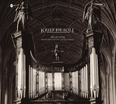 Krief De Soli - Requiem: Missa Pro Defunctis In F-moll (CD) Digipak