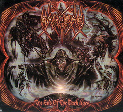 Dagorlad - The End Of The Dark Ages (CD) Digipak