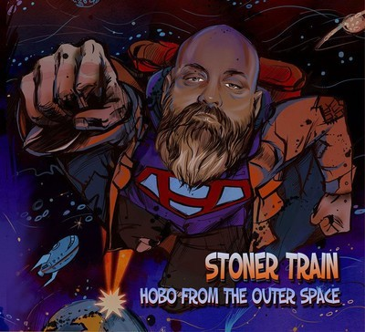Stoner Train - Hobo From The Outer Space (CD) Digipak