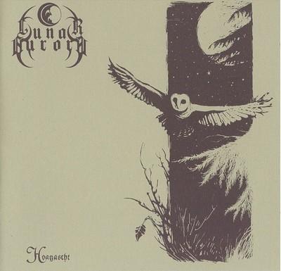 Lunar Aurora - Hoagascht (CD)