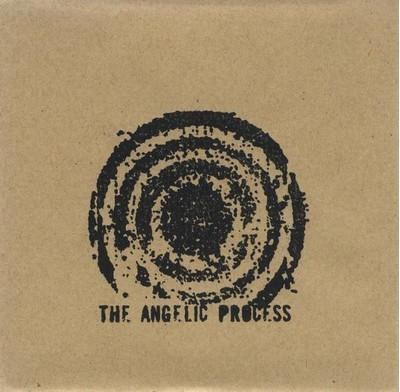 The Angelic Process - Coma Waering (CD) Cardboard Sleeve