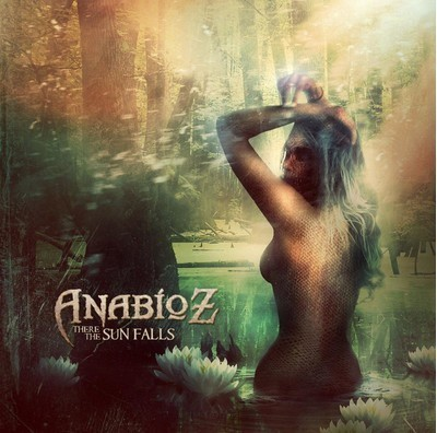 Anabioz - There The Sun Falls (CD)