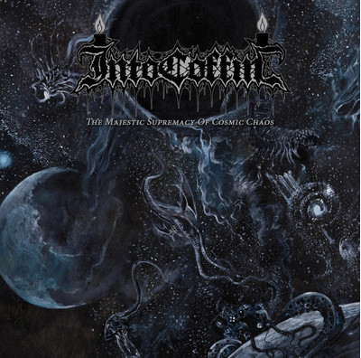 Into Coffin - The Majestic Supremacy Of Cosmic Chaos (MCD)