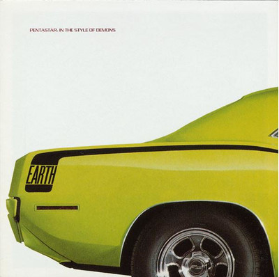 Earth - Pentastar: In The Style Of Demons (CD)