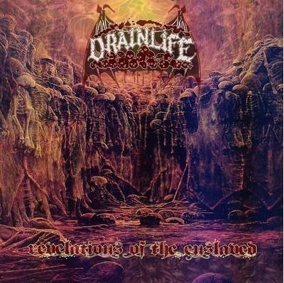 Drainlife - Revelations Of The Enslaved (CD)