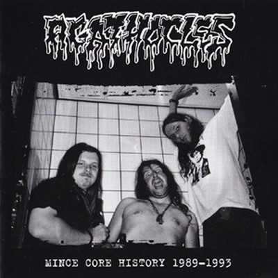 Agathocles - Mince Core History 1989-1993 (CD)