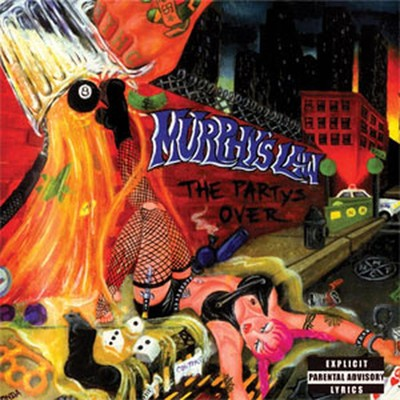 Murphy's Law - The Party's Over (CD)