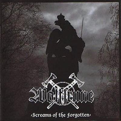 Wolfsrune - Screams Of The Forgotten (CD)