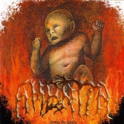 Amentia - Burn To Hate (CD)