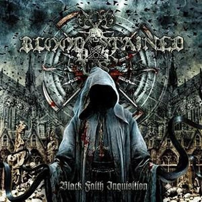 Blood Stained Dusk - Black Faith Inquisition (CD)