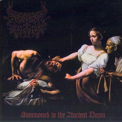 Bloodshed Divine - Summoned To The Ancient Dawn (CD)