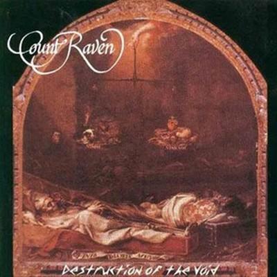 Count Raven - Destruction Of The Void (CD)