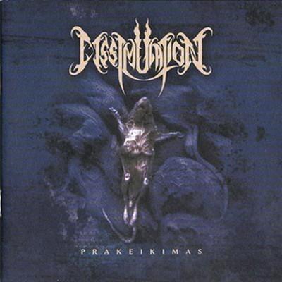 Dissimulation - Prakeikimas (CD)
