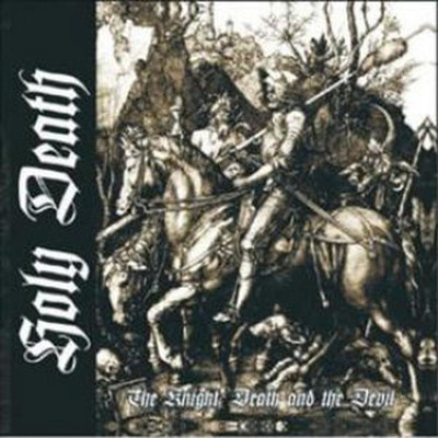 Holy Death - The Knight, Death And The Devil (CD)