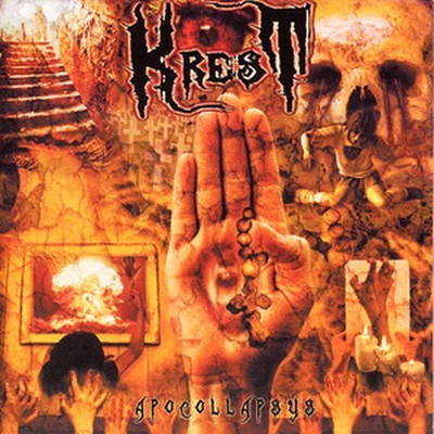 Krest - Apocollapsys (CD)