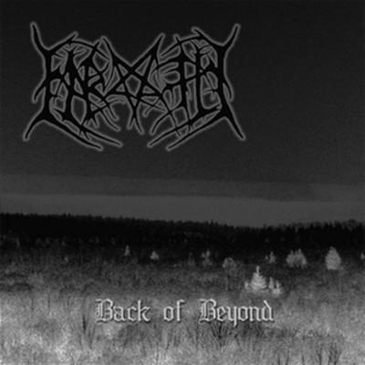 Nabaath - Back Of Beyond (CD)