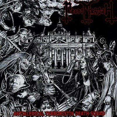 Necromessiah - Antiklerical Terroristik Death Squad (CD) Digipak