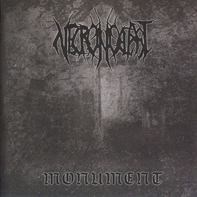 Necronoclast - Monument MCD (MCD)