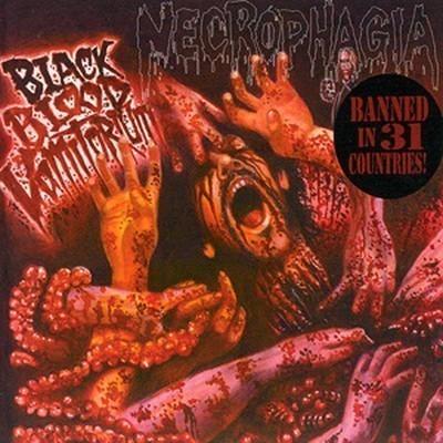Necrophagia - Black Blood Vomitorium (MCD)