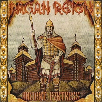 Pagan Reign - Ancient Fortress (English Version) (CD)