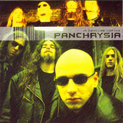 Panchrysia - In Obscure Depths (CD)