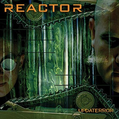 Reactor - Updaterror (CD)