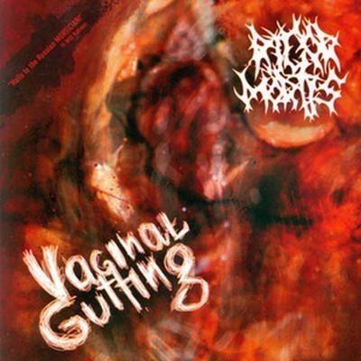 Rigor Mortis - Vaginal Gutting (CD)