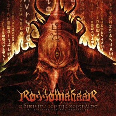 Rossomahaar - A Divinity For The Worthless (CD)